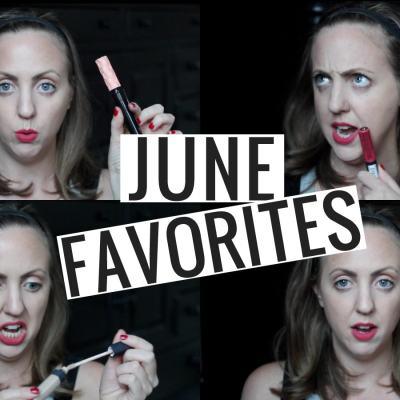 June 2015 Favorites