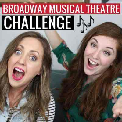 Broadway Musical Theatre Challenge