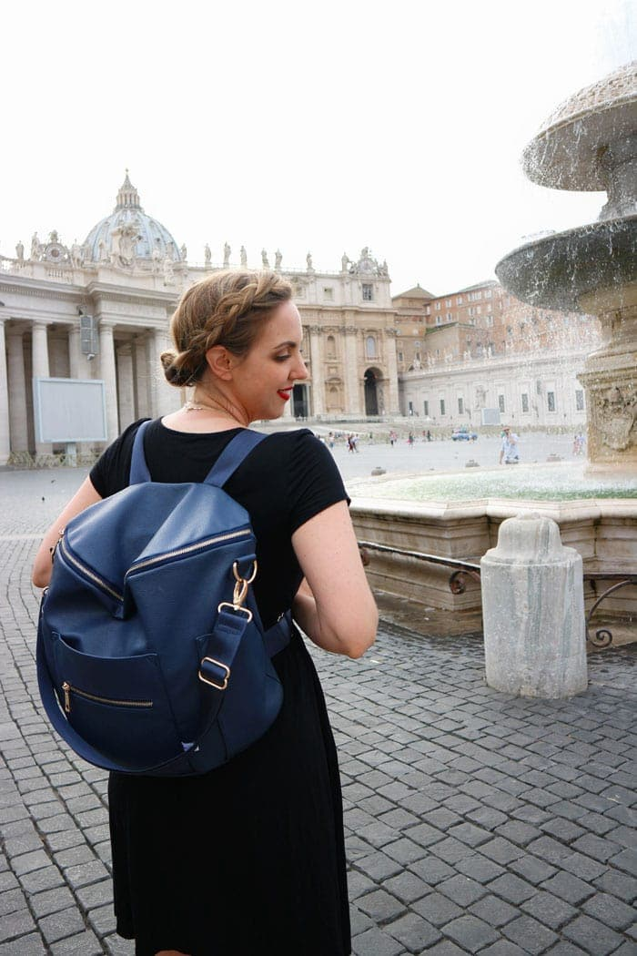 Fawn Design bags are such great travel bags!