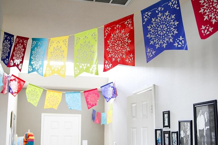 fiesta flag banners
