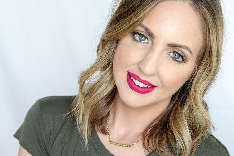 fall beauty trends anyone can pull off - vibrant berry lips