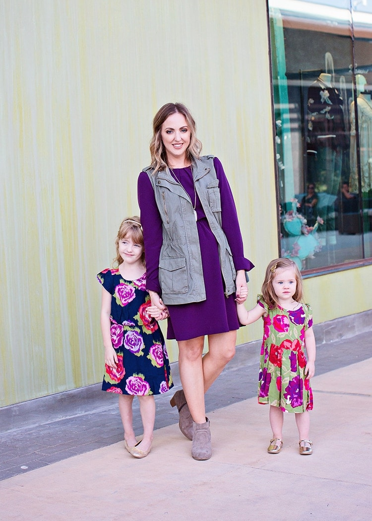 Fall mother daughter outfit inspiration