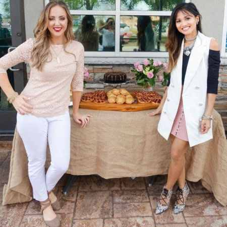 Galentine's Brunch at Barbazzar