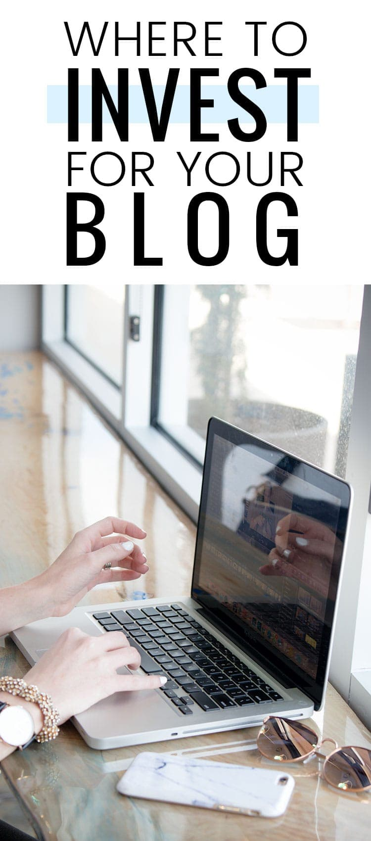 Where to invest your time and money to grow a successful blog