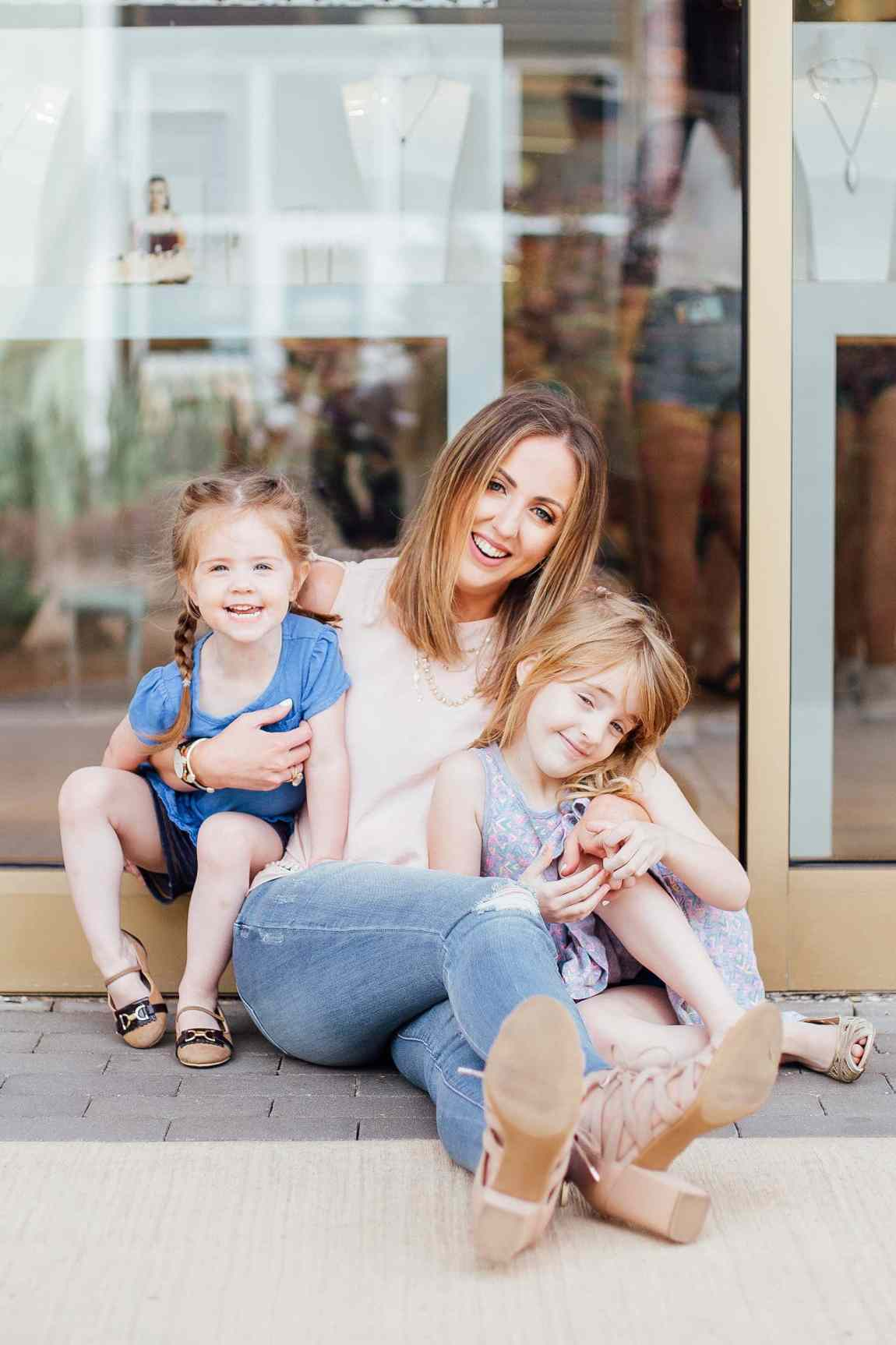 Kendra Scott kid friendly event