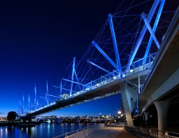 #bigbrightbrisbane bridge