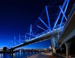 #bigbrightbrisbane bridge