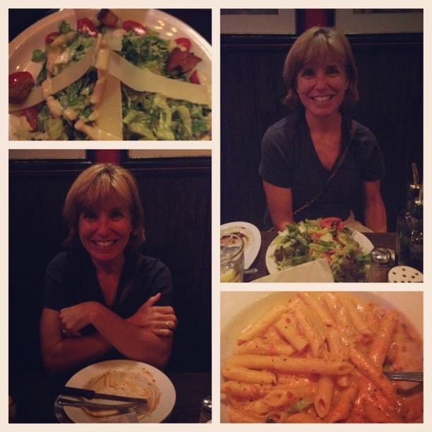 Dinner at Arturo's