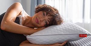 Layla Memory Foam Pillow