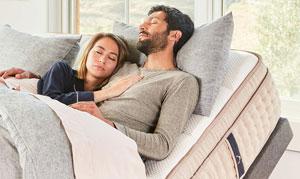 DreamCloud's Adjustable Bed Frames