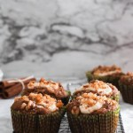 These Starbucks Copycat Pumpkin Cream Cheese Muffins are just as great as the original and SO simple to make at home. These muffins are so seasonal for fall and full of pumpkin and spice.