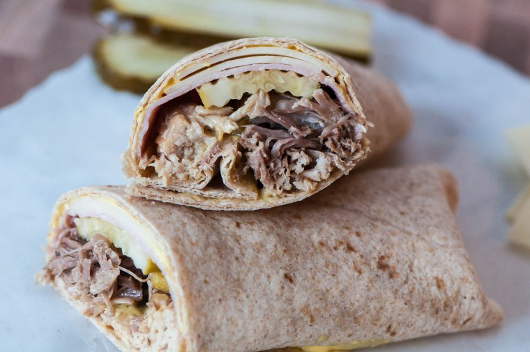 Cuban Wraps