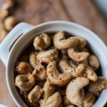 Honey Butter Everything Cashews