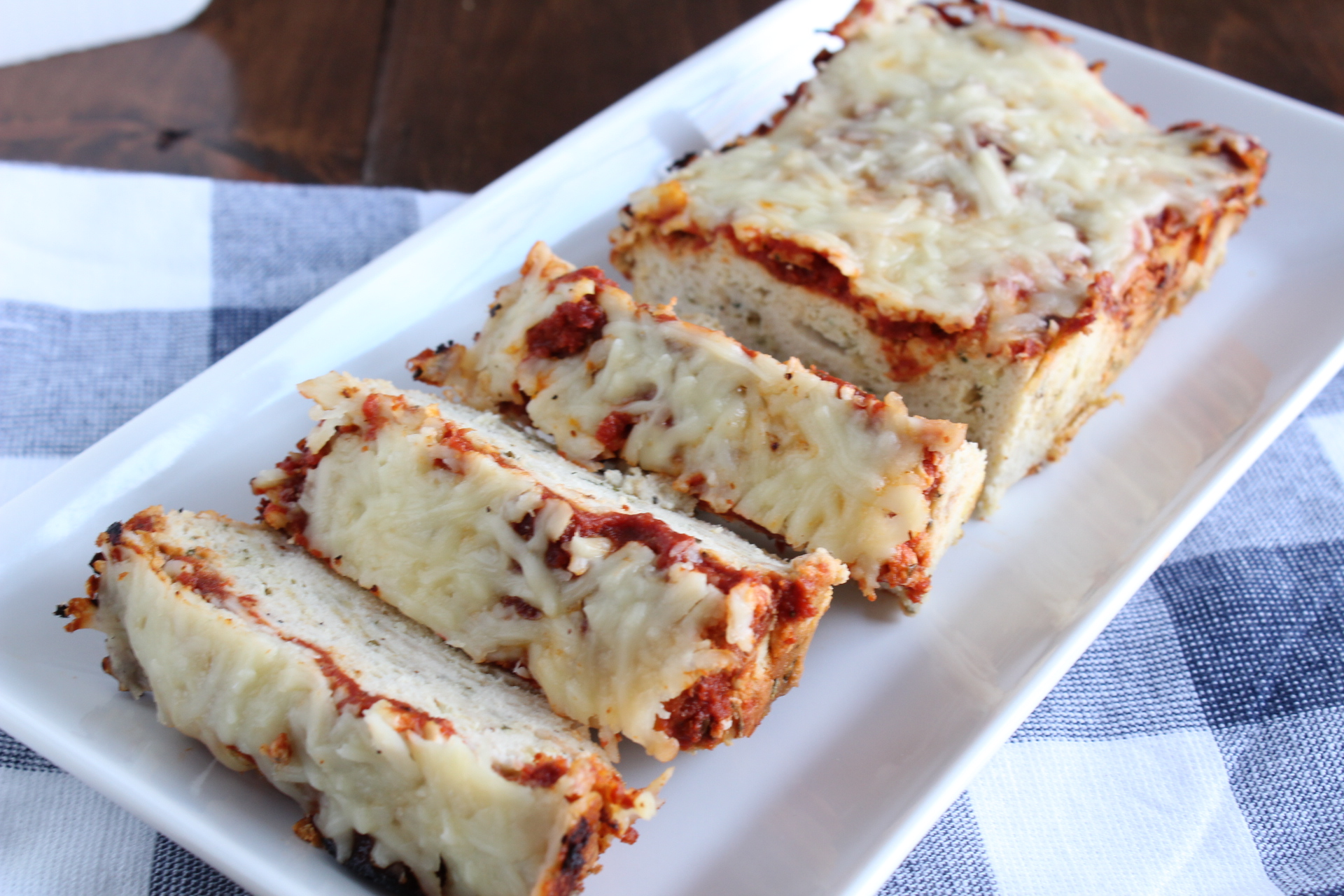 chicken parm meatloaf