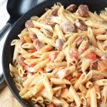 one pan pasta and chicken