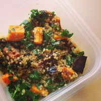 Kale and Quinoa Winter Salad