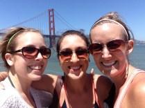 Obligatory Golden Gate Selfie!!