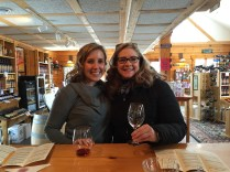 First stop: wine tasting.