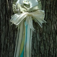 Crafting Monday: Bridal Rehearsal Ribbon Bouquet