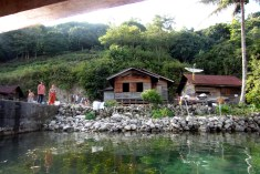 House on Lake Toba