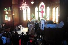 Judika and Duma wedding, Balige, 31 August 2013.