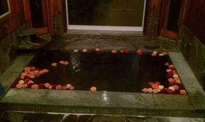 バラ風呂が素敵な伊豆の可愛いペンション~花彩亭(はないろてい)~