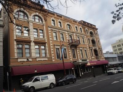 【JGC修行】第四弾③タスマニア~Hadley's Orient Hotel~