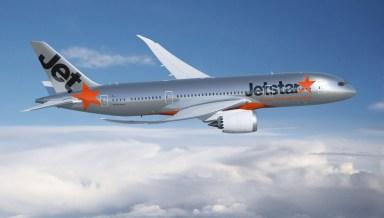 from Jetstar