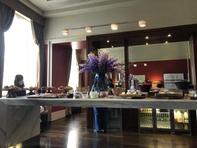 ヨーロッパ旅行<ロンドン5>セントパンクラスホテル・チェンバースクラブラウンジの残念な点