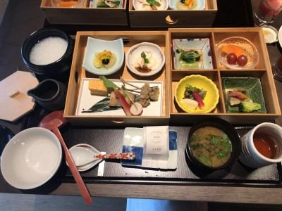 Hotel The Mitsui Kyotoの朝食と近隣グルメ情報
