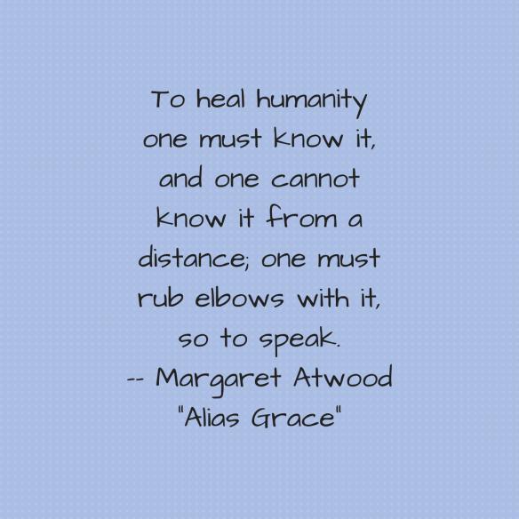 Alias Grace quote