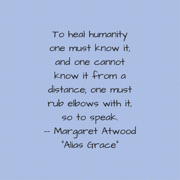 Alias Grace quote