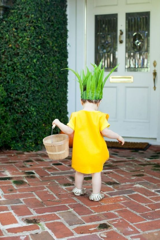 abacaxi criança