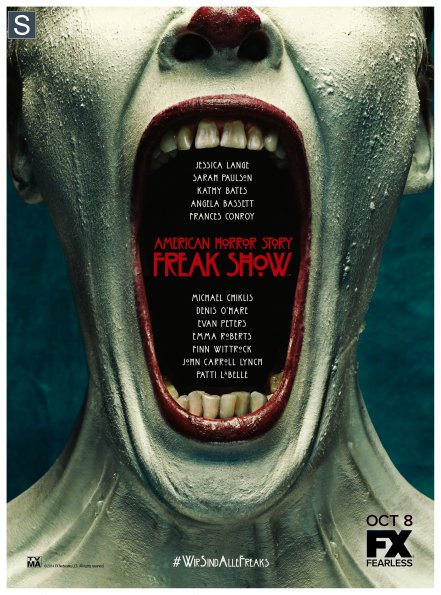 American Horror Story - Season 4 - New Promotional Poster_595_slogo