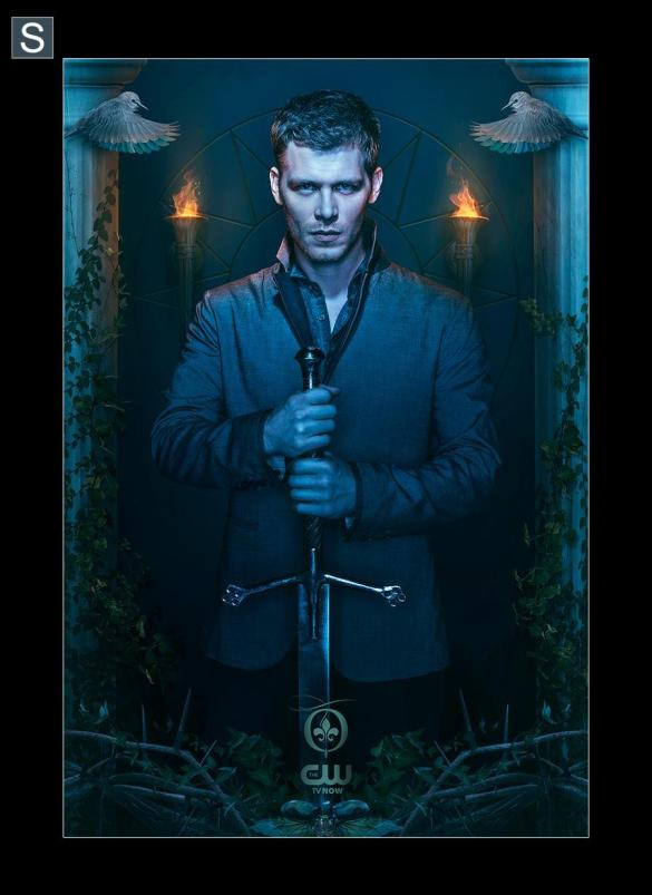 The Originals - Season 2 - Character Portrait - Klaus_FULL