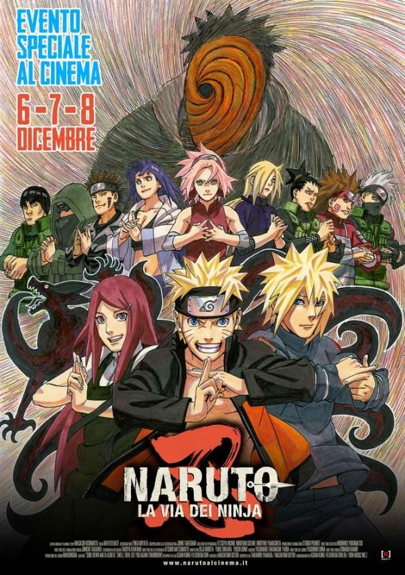 NARUTO-via-dei-ninja-poster-ita