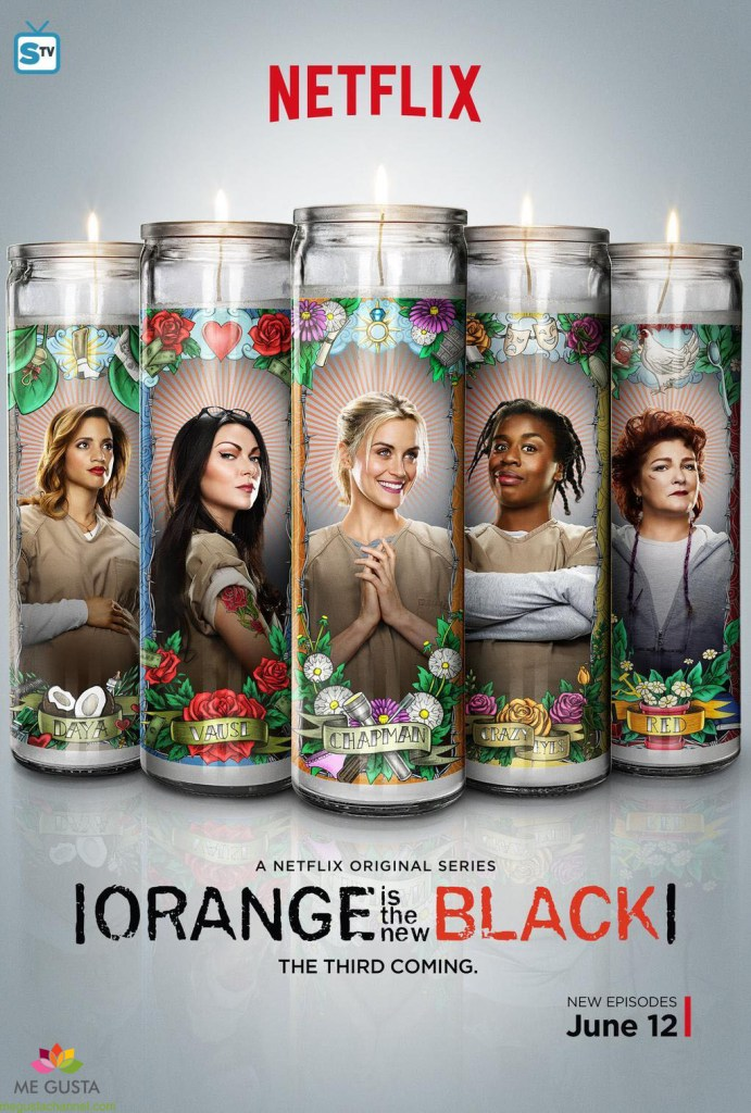 Orange is the New Black - Season 3 - Promotional PosterMG