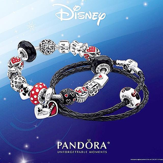 Pandora Jewelry Orlando: E' ARRIVATA LA COLLEZIONE DISNEY!