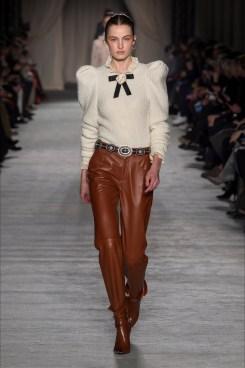 philosophy pant marrone più maglione