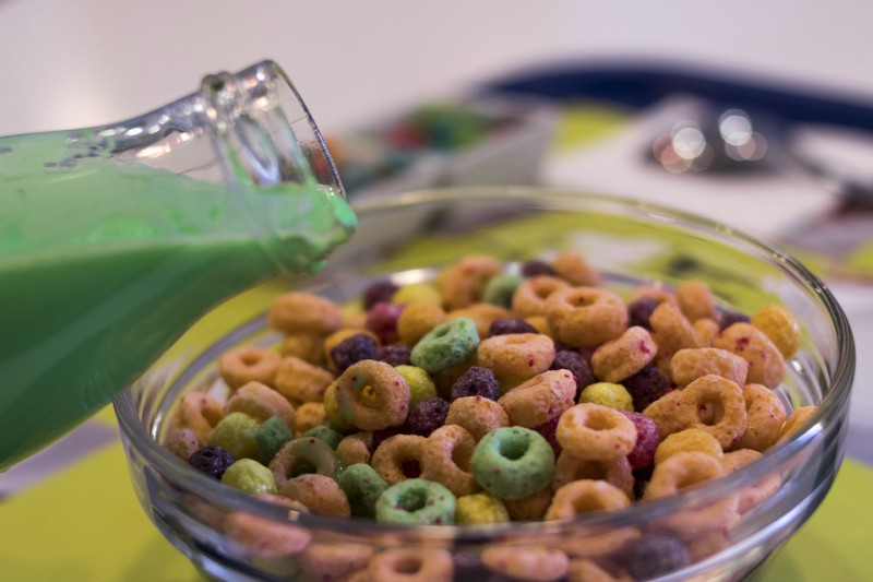 Cereal Talent