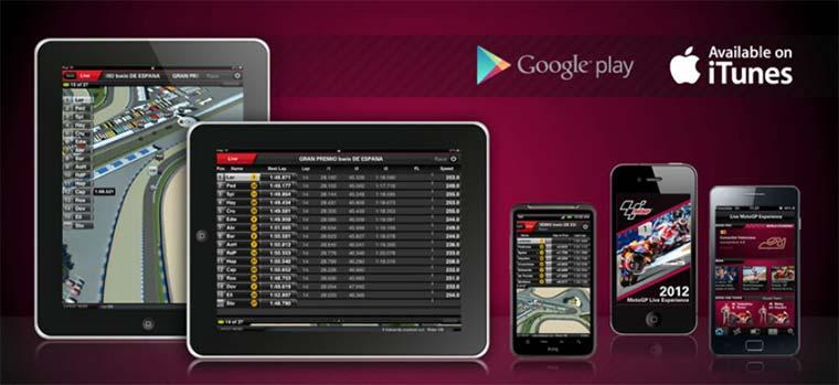Dorna MotoGP online para Apple