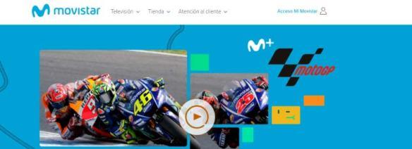 Ver MotoGP en Movistar+