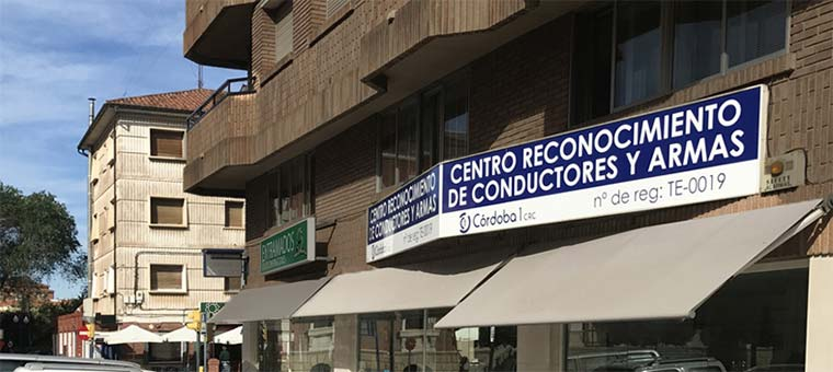 »Requisitos para renovarlo en el centro médico autorizado o CRC