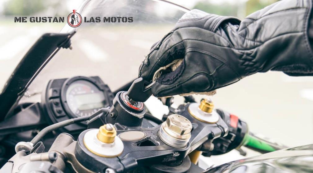 Conectar la moto por primera vez
