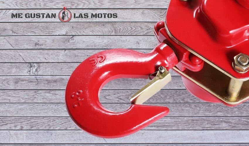 Qué es un Polipasto, cómo funciona y cuáles son los Mejores para tu moto