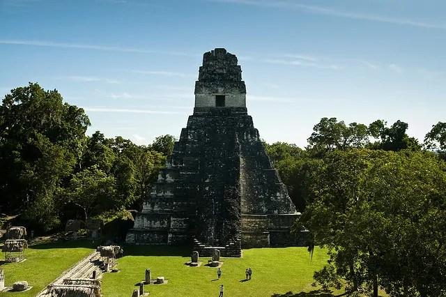 Tikal - Tempel I
