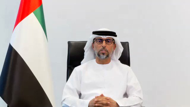 ManusCranny: #oott Oil 🇦🇪 minister the position now !No threats