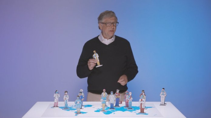 JUST IN - Bill Gates calls for more mRNA vaccines, a