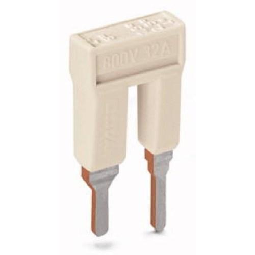 WAGO Prelazni kratkospojnik 6-4 mm2 na 4-2.5-1.5 mm2 - Push-in tipa; sa 2 mesta - Nominalna struja 32 A - 2006-499