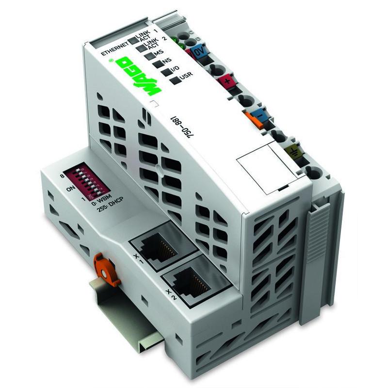 WAGO Kontroler Ethernet - 3-generacija - 750-881